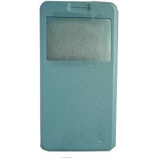 caidea Flip Cover for Asus Zenfone 6(Blue)