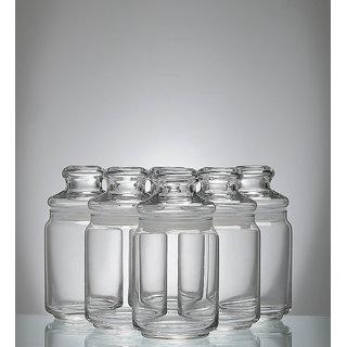 Ocean Pop Storage Jar Small 650 ML - Set of 6