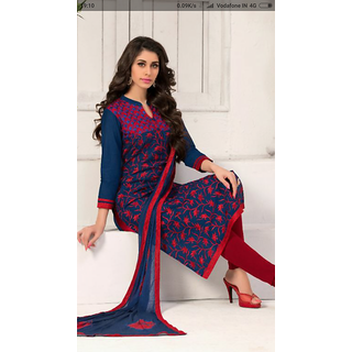 Salwar suit multi color