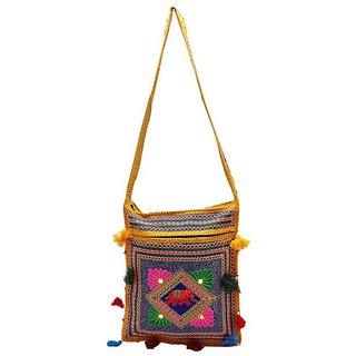 Women's Chic Blue Sling Bag