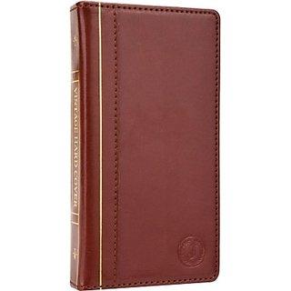 Jojo Wallet Case Cover for Intex Aqua Y3 (Brown)