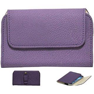 Jojo Holster for Huawei Ascend Y530 (Purple)