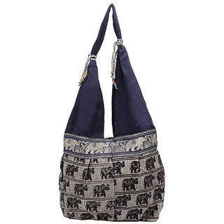 Women's Dainty Black Shoulder Bag