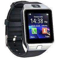 Smart Watch Phone Bluetooth Camera Watch Metal Wrist Watch