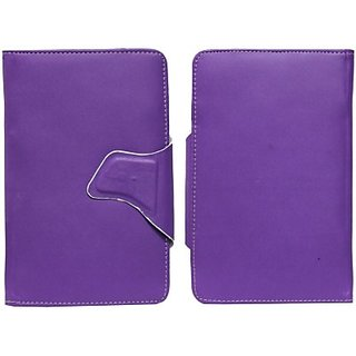 Jojo Book Cover for Hp Slate 7 (Purple)