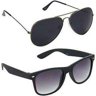 1a14c409da Buy Zyaden Combo of 3 Sunglasses Rectangular