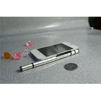 Amusing Silver LemraM Magnet Pen Cum Stylus Cum Toy Or Even A Puzzle