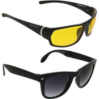 women  men 2 sunglasses combo