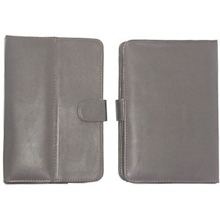 Jojo Flip Cover for Plum Link (Brown)