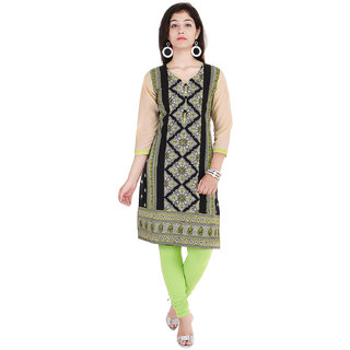 Beautiful Cotton Printed Multi Color Kurti House of Haritage Jaipur