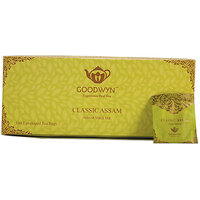 Goodwyn Classic Assam Enveloped Tea Bags (100 Pcs), 200 Gm