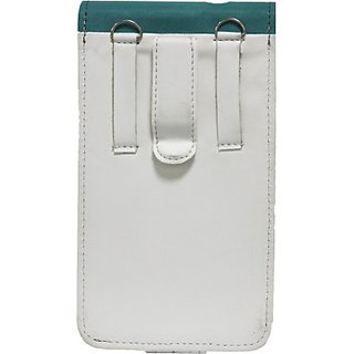 Jo Jo Pouch for Oneplus One (White Light Blue)