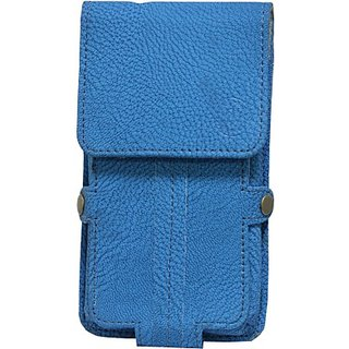 Jo Jo Pouch for Samsung Galaxy Grand (Exotic Blue)