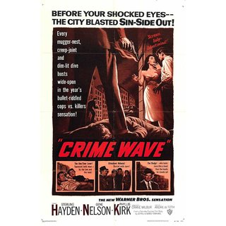 Reproduction Of A Poster Presenting - Crimewaveuw5 - A3 Poster Prints Online Buy