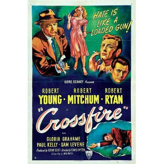 Reproduction Of A Poster Presenting - Crossfire2B - A3 Poster Prints Online Buy