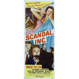 Reproduction Of A Poster Presenting - Scandal - A3 Poster Prints Online Buy