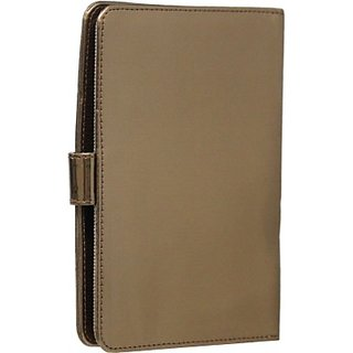 Jojo Book Cover for Prestigio Multipad 7.0 Ultra Duo (Brown)