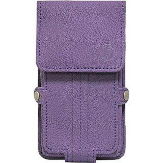 Jojo Holster for Microsoft Lumia 540 Dual SIM         (Purple)