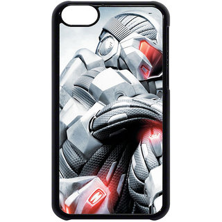 Unique Customise Design of Crysis Game (1) for Apple iPhone 4/4S