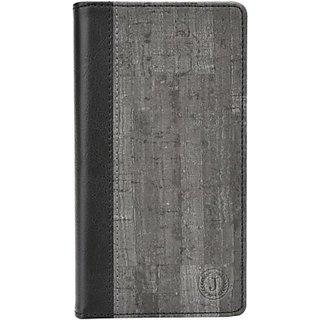 Jojo Wallet Case Cover for Archos 50c Helium 4G         (Grey)