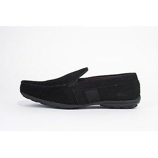 Lydc Smart Black Loafer