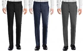 Amar Deep Formal Trouser Black-Blue-Grey