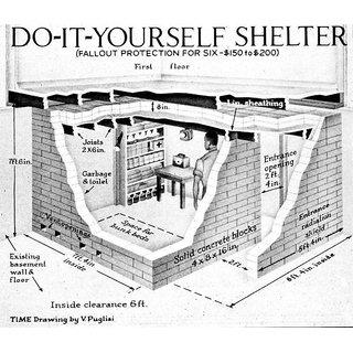 Vinteja Charts Of - Fallout Shelter (1) - A3 Poster Print