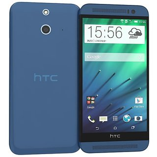 HTC One E8 / Dual SIM 16GB / GSM+GSM (Blue) - (6 months seller warranty)