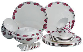 Tarrington House Melamine 32pcs Dinner set