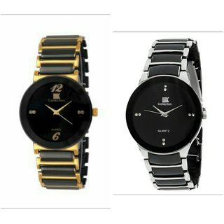 IIK Collections - Watch For Men - Buy One Get One Free Offer