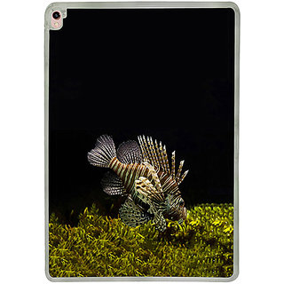 Casotec Sea Animals Design 2D Printed Hard Back Case Cover for Apple iPad Pro 9.7