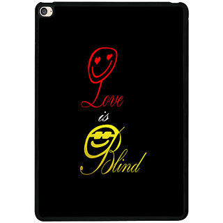 Casotec Funny Quotes Design 2D Printed Hard Back Case Cover for Apple iPad Air 2