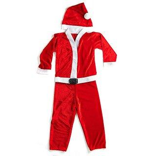 Santa Boy Dress Premium - 2-4 yrs