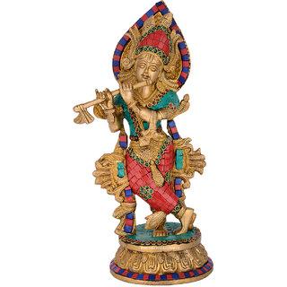 Rhythm handicrfts Krishna(261084)