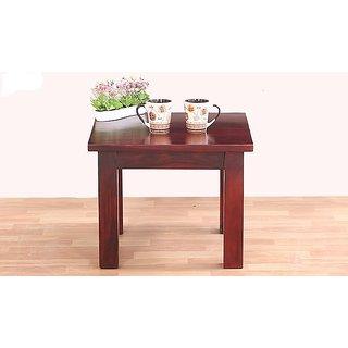 Altavista Small Coffee Table (Mahogany Finish)