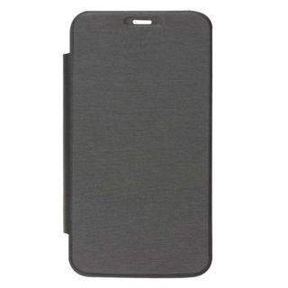 Micromax Canvas Pep Q371 Flip Cover Color Black FLIP477