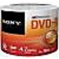 SONY 4.7GB 16X Blank DVD
