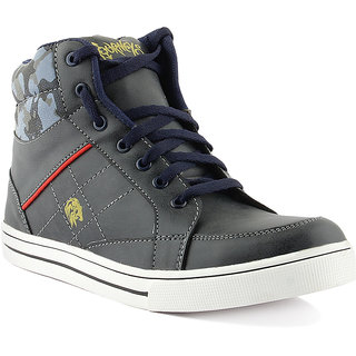 Golden Sparrow High Ankle Casual