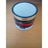 Mini Bluetooth Wireless Speaker With USB And Memory Card Slot