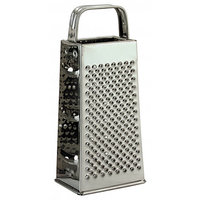 Apex Stainless Steel 4 In 1 Slicer Grater With Stainless Steel Blades