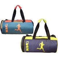 Kvg Duo Running Gym Bag