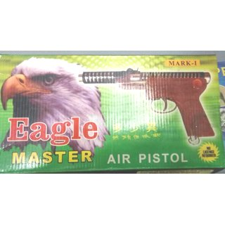 air gun powerful range double spring air gun free 300 pellets