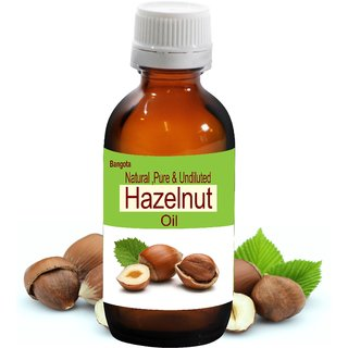 Hazelnut Oil - Natural, Pure  Undiluted -30 ml