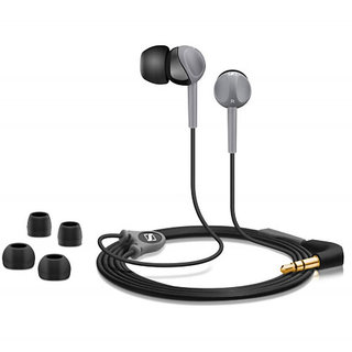 Sennheiser CX 180 Street II In-Ear Headphone (Black)