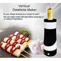 Egg Master With Vertical Grill Technology Vertical Omlette Maker