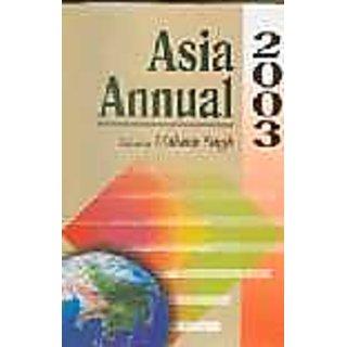 ASIA ANNUAL 2003