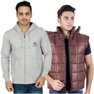 Rakshita's Collection Sweatshirts  with Free jacket