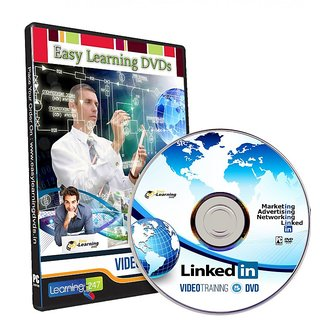 Advanced LinkedIn (12 Course) Video Training Tutorial DVD