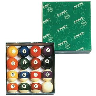 Aramith Aaa Pool Ball Set