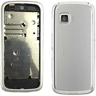 Nokia 5233 Full Housing Body Panel - White
